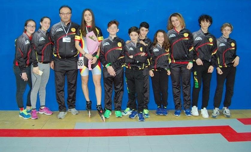 Pesaro, 10 – 12 Febbraio 2017 – Campionato Italiano Indoor